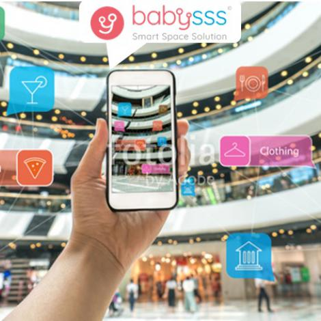 babysss for indoor positioning